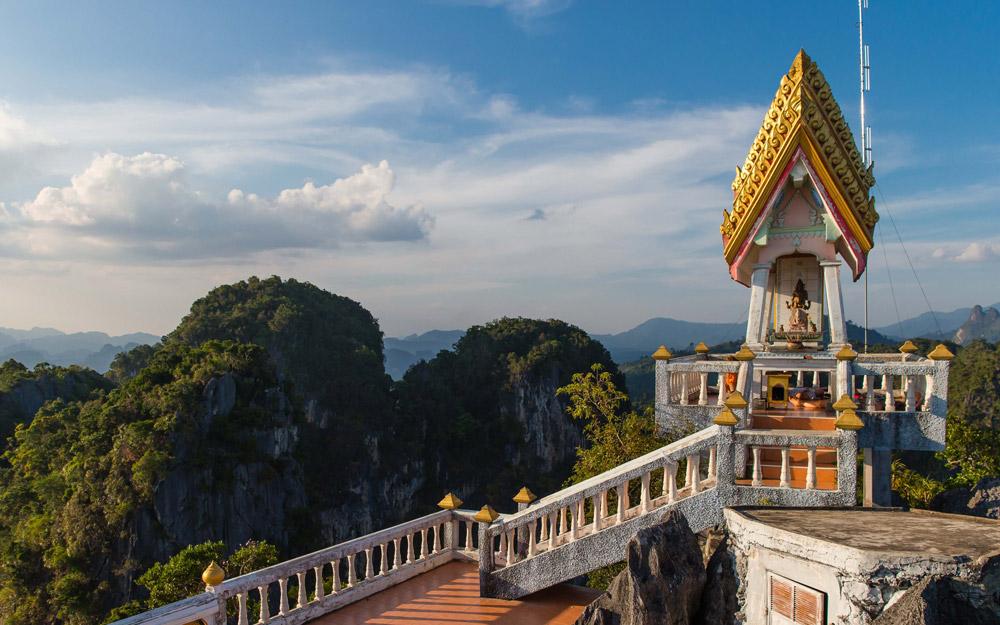 معبد غار ببر کرابی (تایلند)
