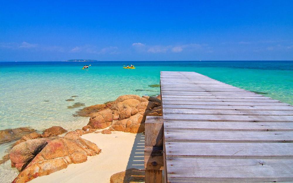 جزیره مرجانی پاتایا (تایلند)
