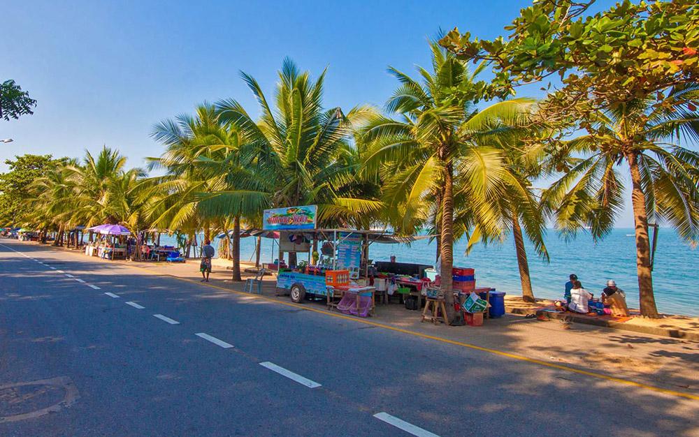 ساحل بانگ سارای پاتایا (تایلند)