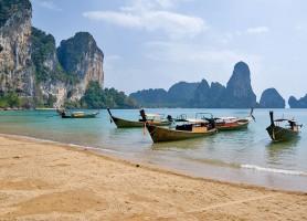 ساحل تونسای رایلی کرابی (تایلند)