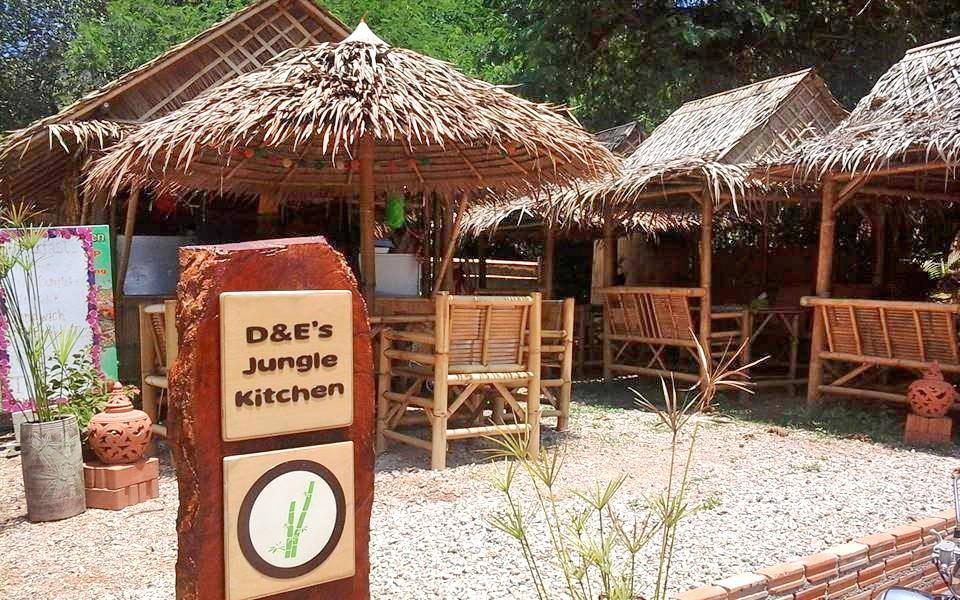 رستوران آشپزخانه جنگل کرابی (تایلند)