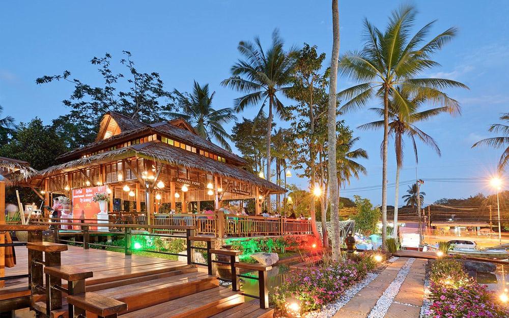 رستوران دریایی دیفیش کرابی (تایلند)
