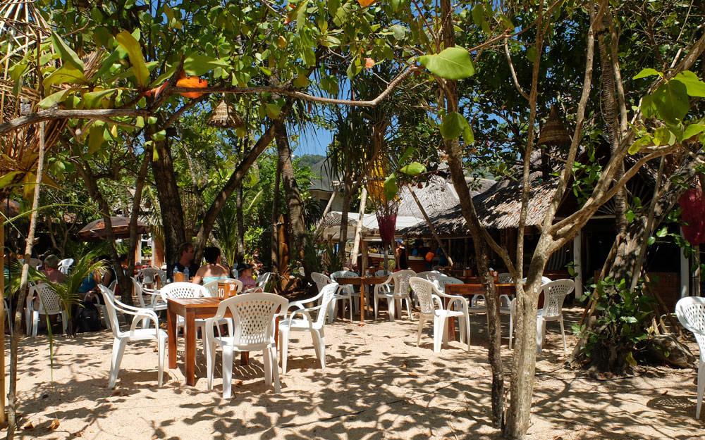 رستوران آخرین ماهیگیر کرابی (تایلند)