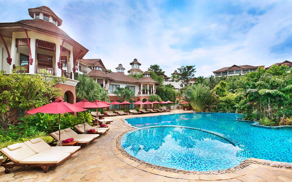 هتل اینترکنتیننتال پاتایا (تایلند)
