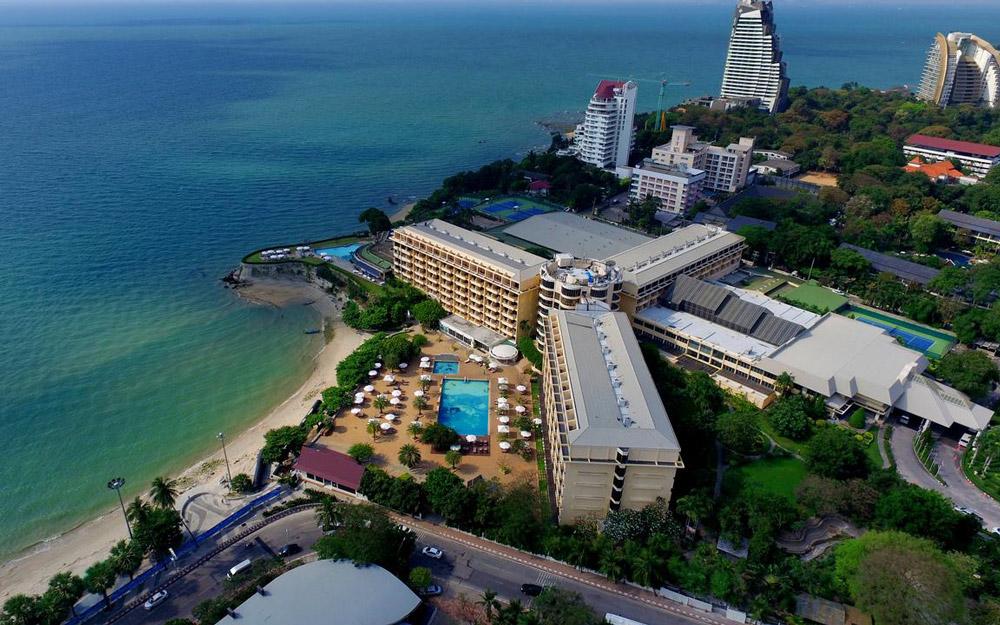 هتل دوسیت تانی پاتایا (تایلند)