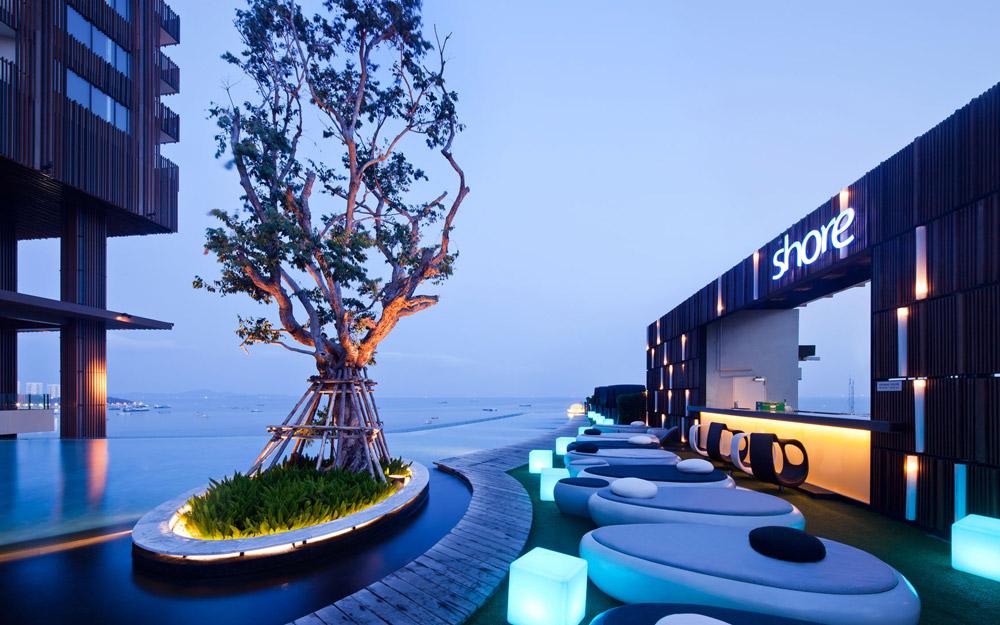 هتل هیلتون پاتایا (تایلند)