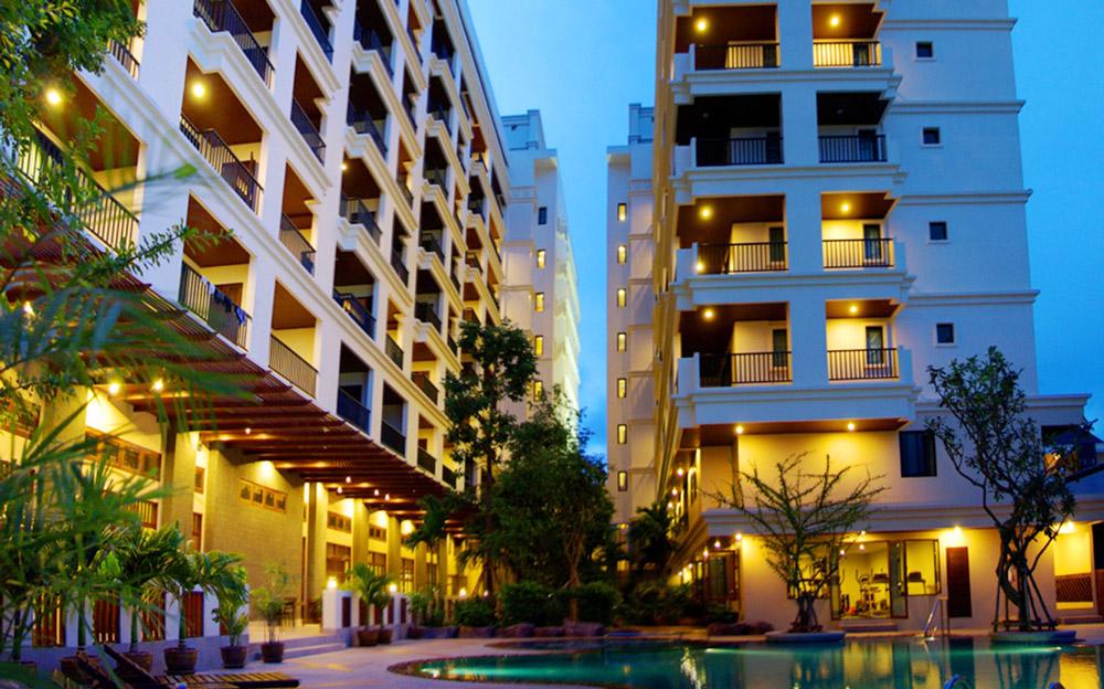 هتل مایک گاردن پاتایا (تایلند)
