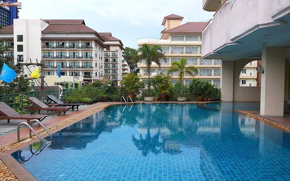 هتل مایک بیچ پاتایا (تایلند)