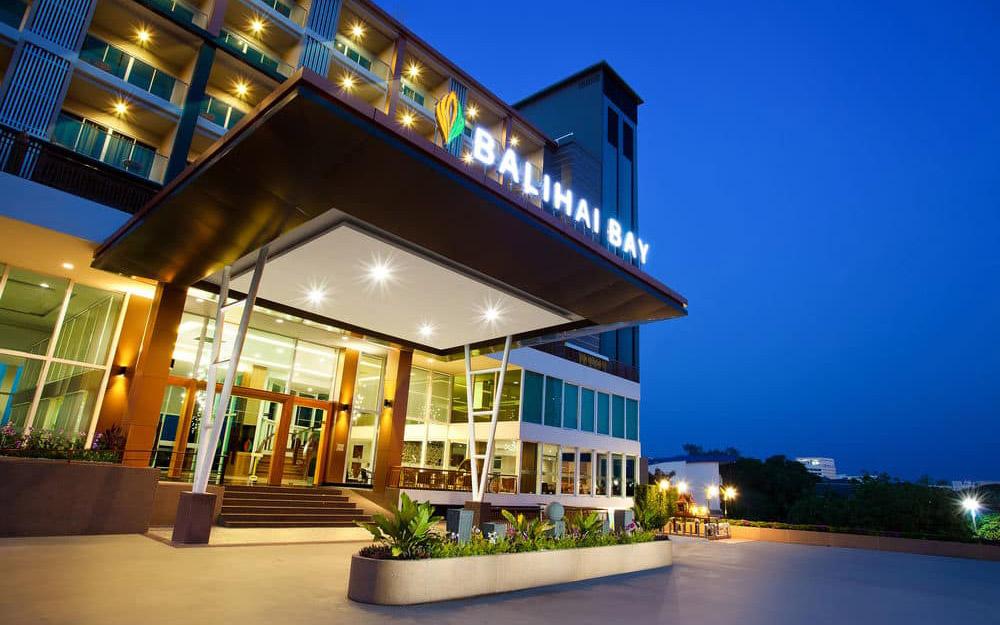 هتل بالی های بی پاتایا (تایلند)