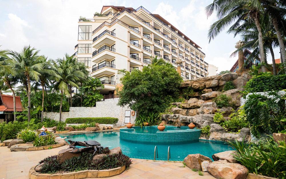 هتل گاردن کلیف پاتایا (تایلند)