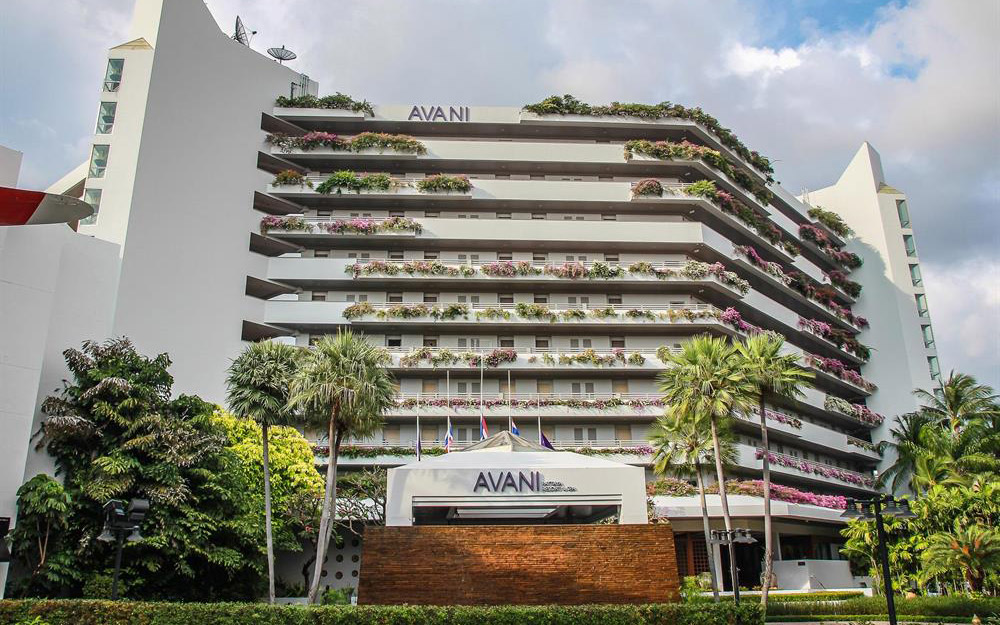 هتل آوانی پاتایا (تایلند)
