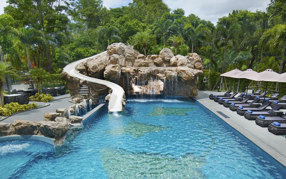 هتل آماری رزیدنس پاتایا (تایلند)