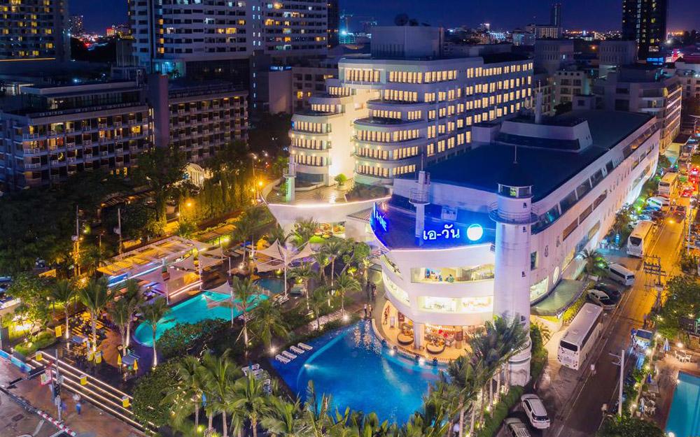 هتل ای وان رویال کروز پاتایا (تایلند)