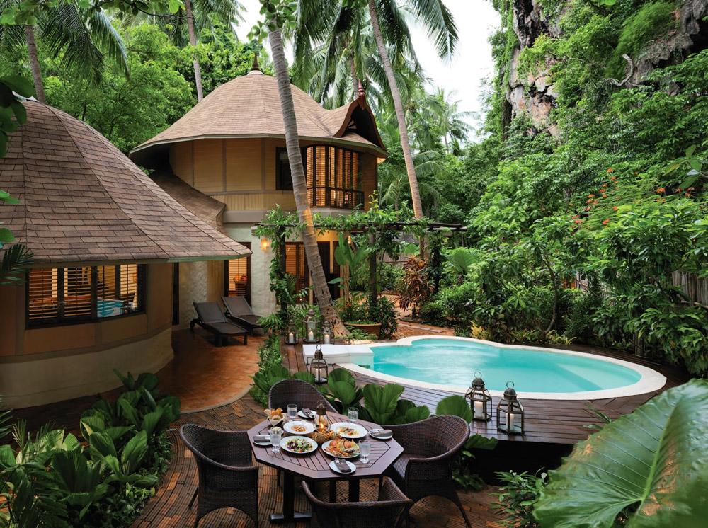 هتل رایاوادی کرابی (تایلند)