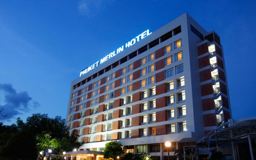 هتل پوکت مرلین (تایلند)