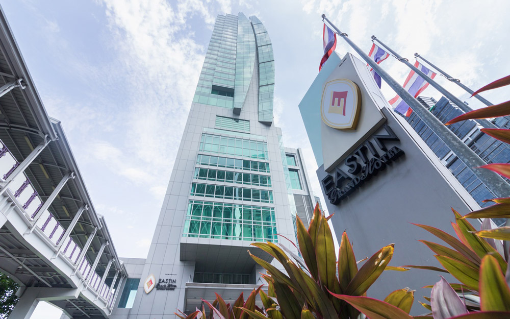 هتل ایستین گرند ساتورن بانکوک (تایلند)