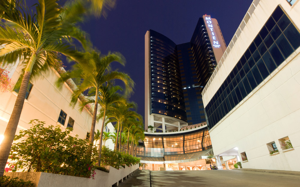 هتل مونتین ریورساید بانکوک (تایلند)