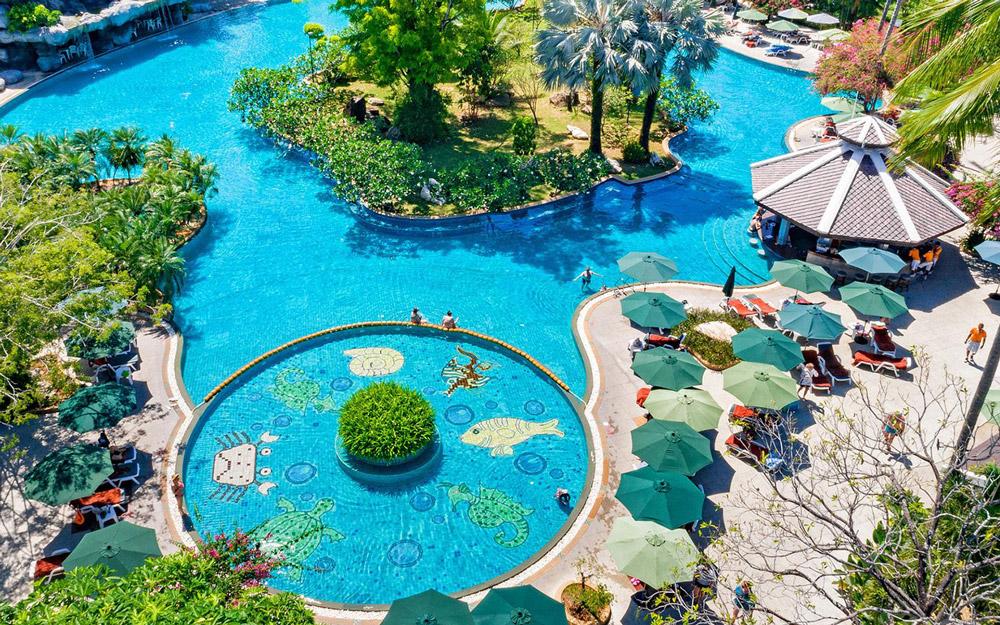 هتل دوآنجیت پوکت (تایلند)
