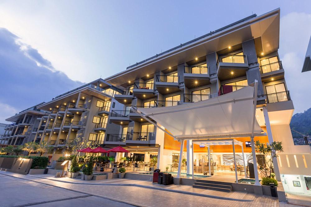 هتل چارم ریزورت پوکت (تایلند)