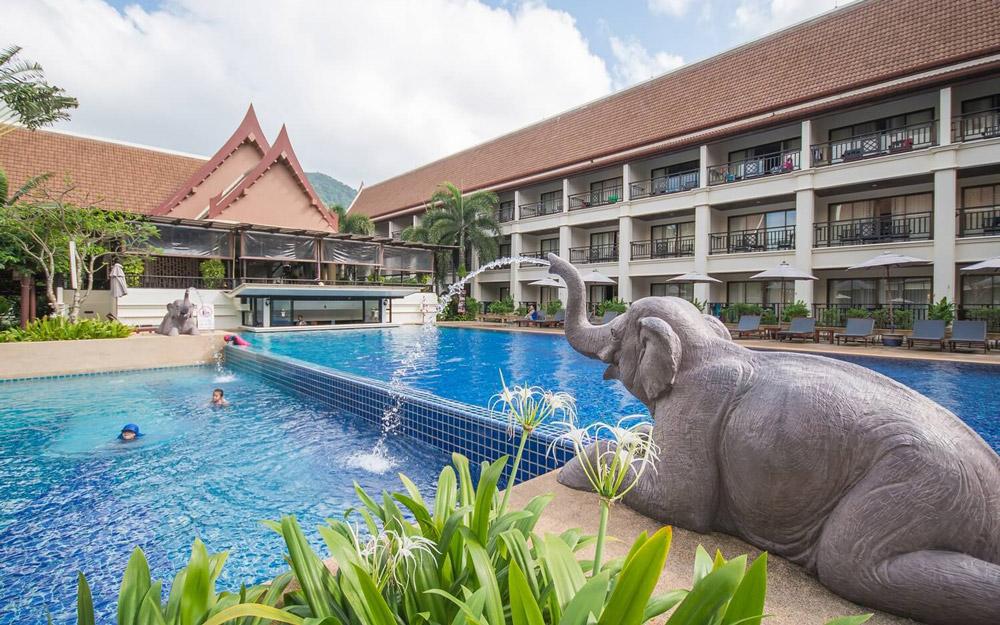 هتل دیوانا پاتونگ پوکت (تایلند)