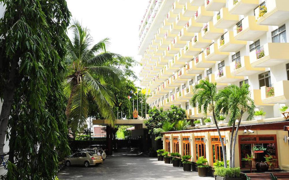 هتل گلدن بیچ پاتایا (تایلند)