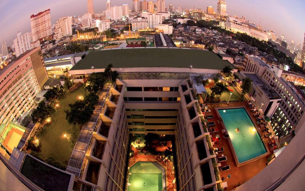 هتل آسیا بانکوک (تایلند)