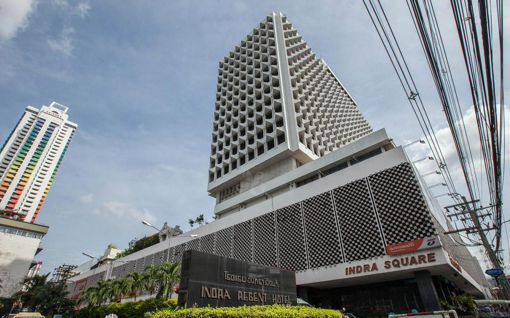 هتل ایندرا ریجنت بانکوک (تایلند)