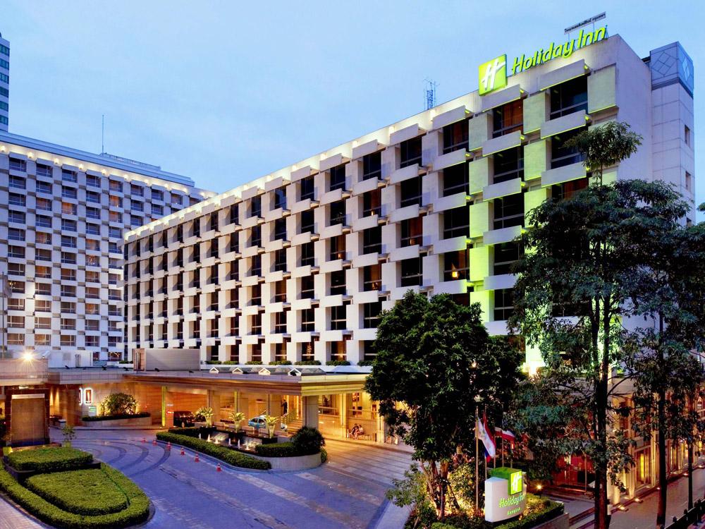 هتل هالیدی این بانکوک (تایلند)