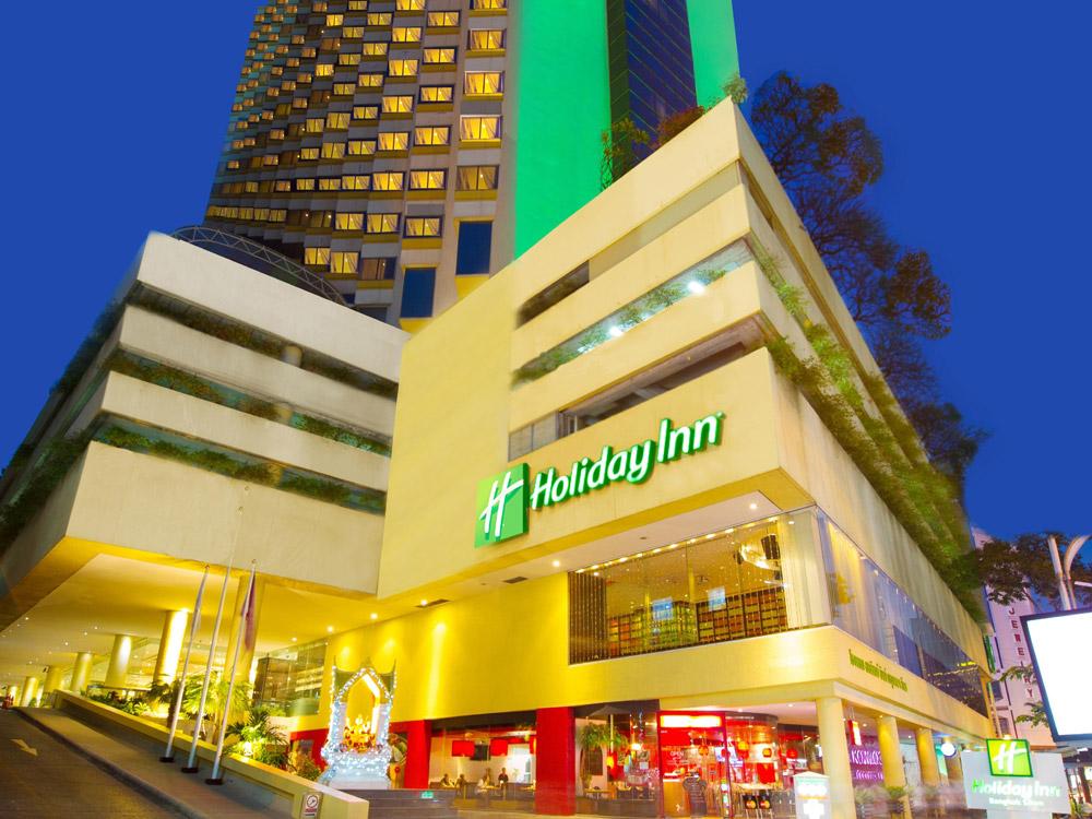 هتل هالیدی این بانکوک سیلوم (تایلند)
