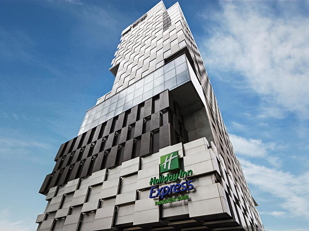 هتل هالیدی این اکسپرس بانکوک سیام (تایلند)