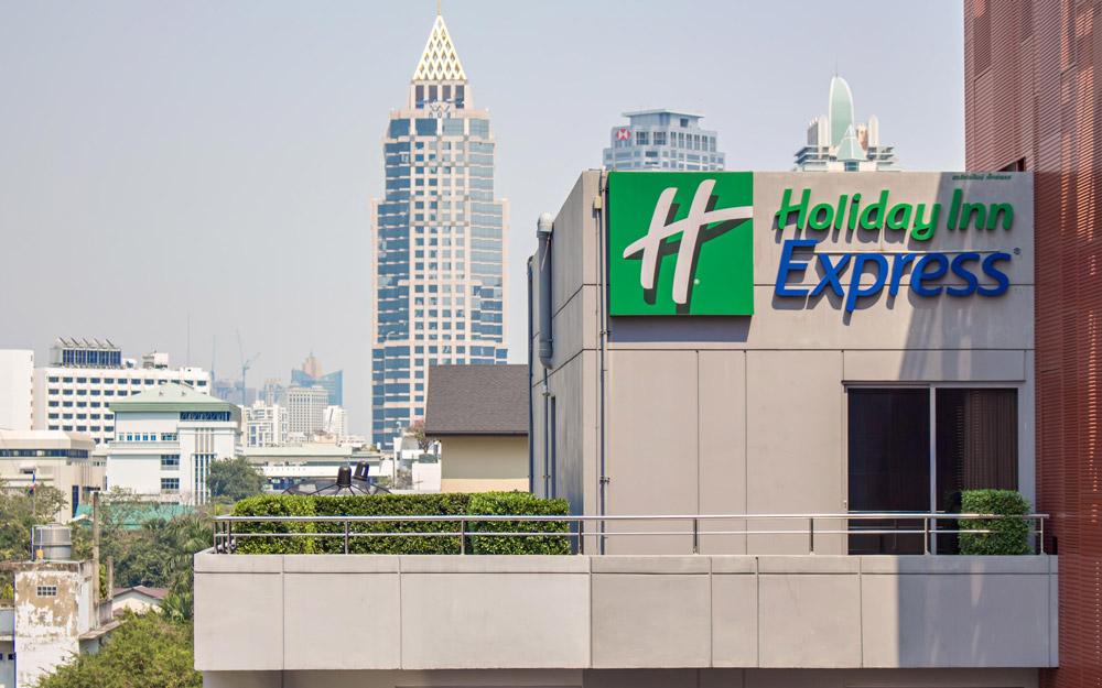 هتل هالیدی این اکسپرس بانکوک ساتورن