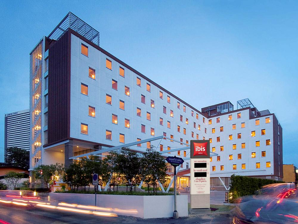 هتل ایبیس بانکوک ساتورن (تایلند)