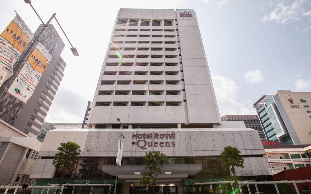 هتل رویال ات کوئینز سنگاپور