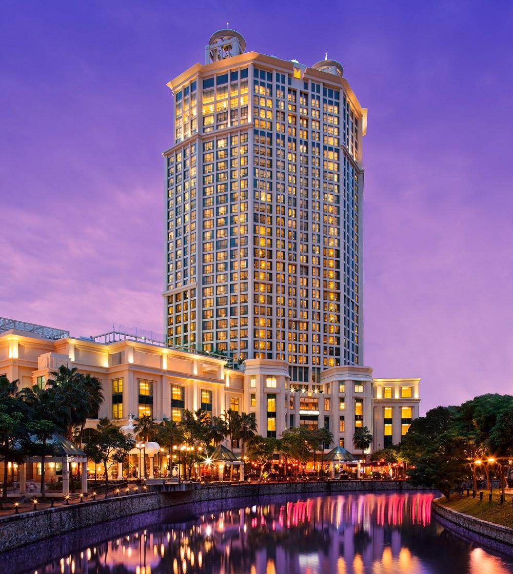 هتل گرند کاپتورن واتر فرانت سنگاپور